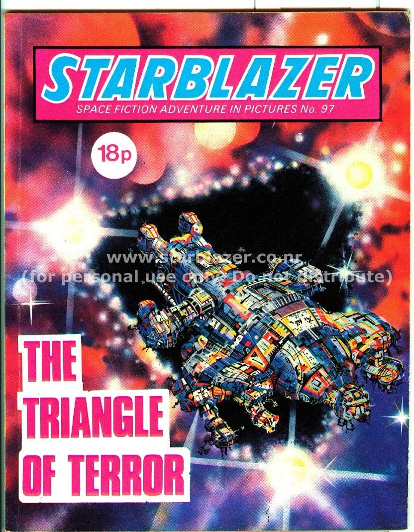 Starblazer issue 97 - Page 2