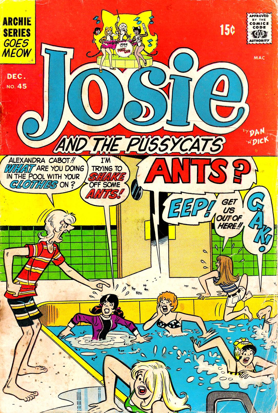 Read online She's Josie comic -  Issue #45 - 1