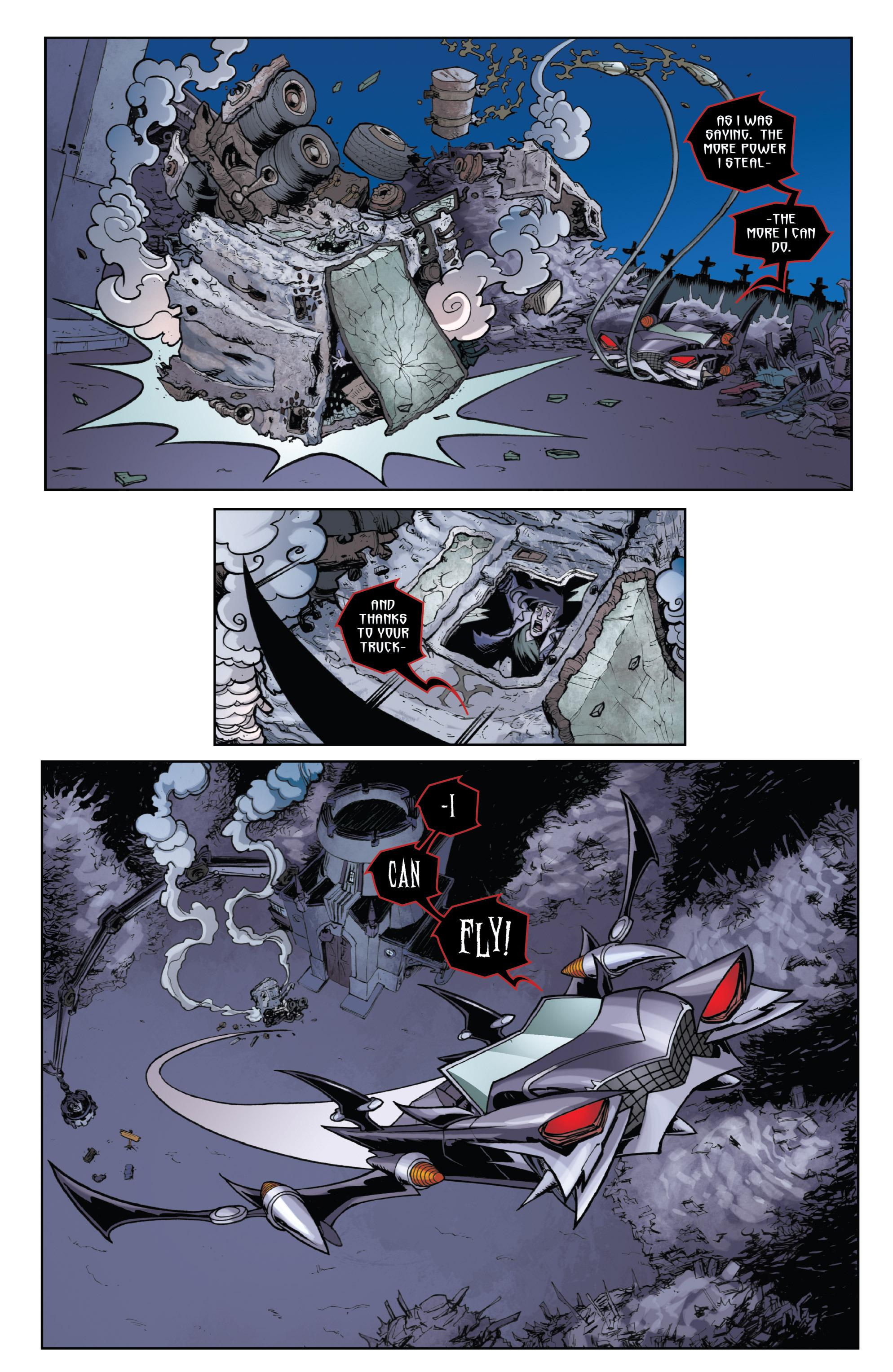 Read online Monster Motors comic -  Issue # Full - 18