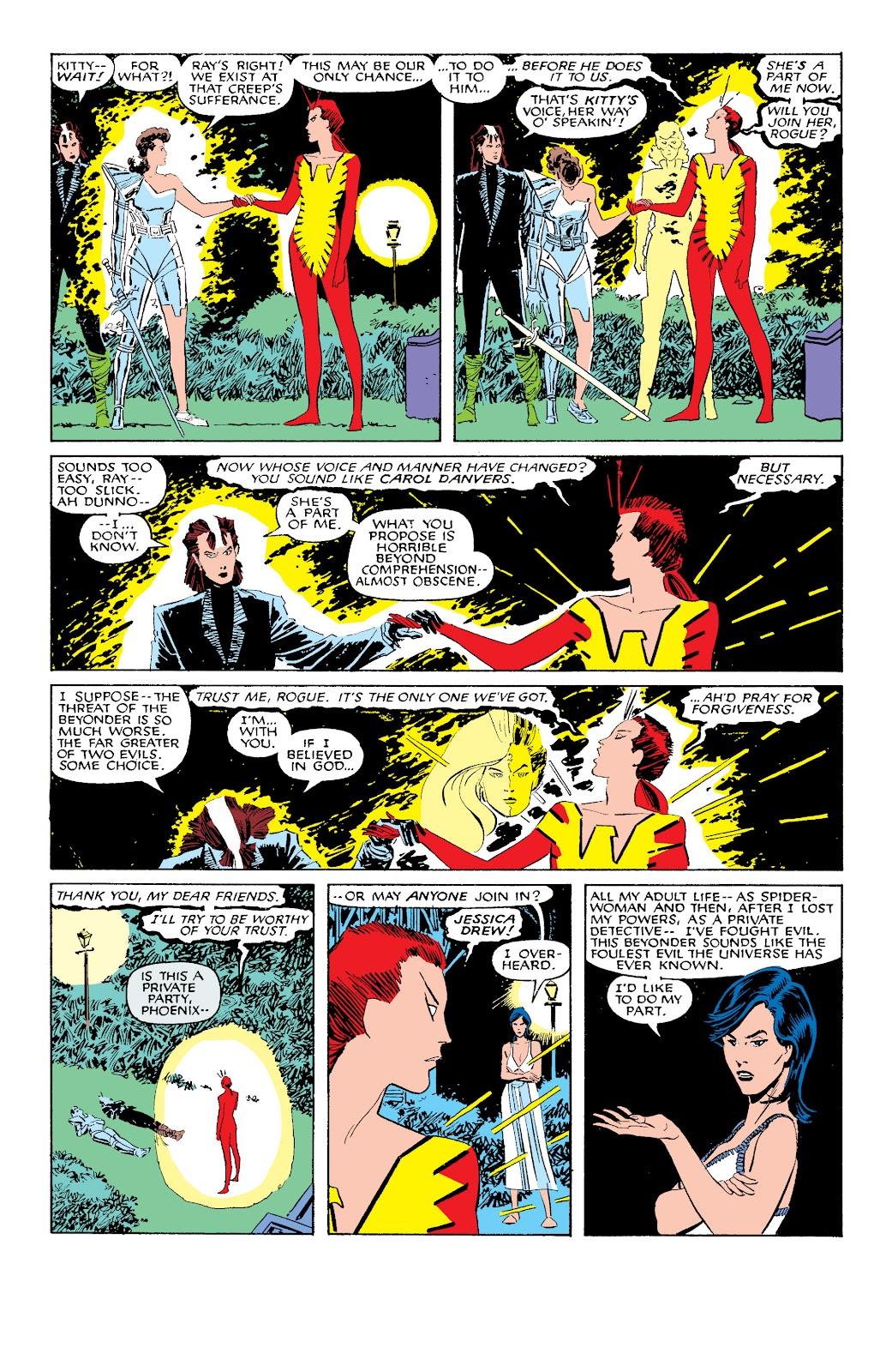 Uncanny X-Men (1963) issue 203 - Page 9
