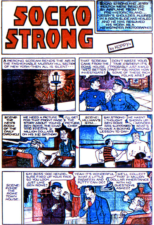 Read online Adventure Comics (1938) comic -  Issue #44 - 28