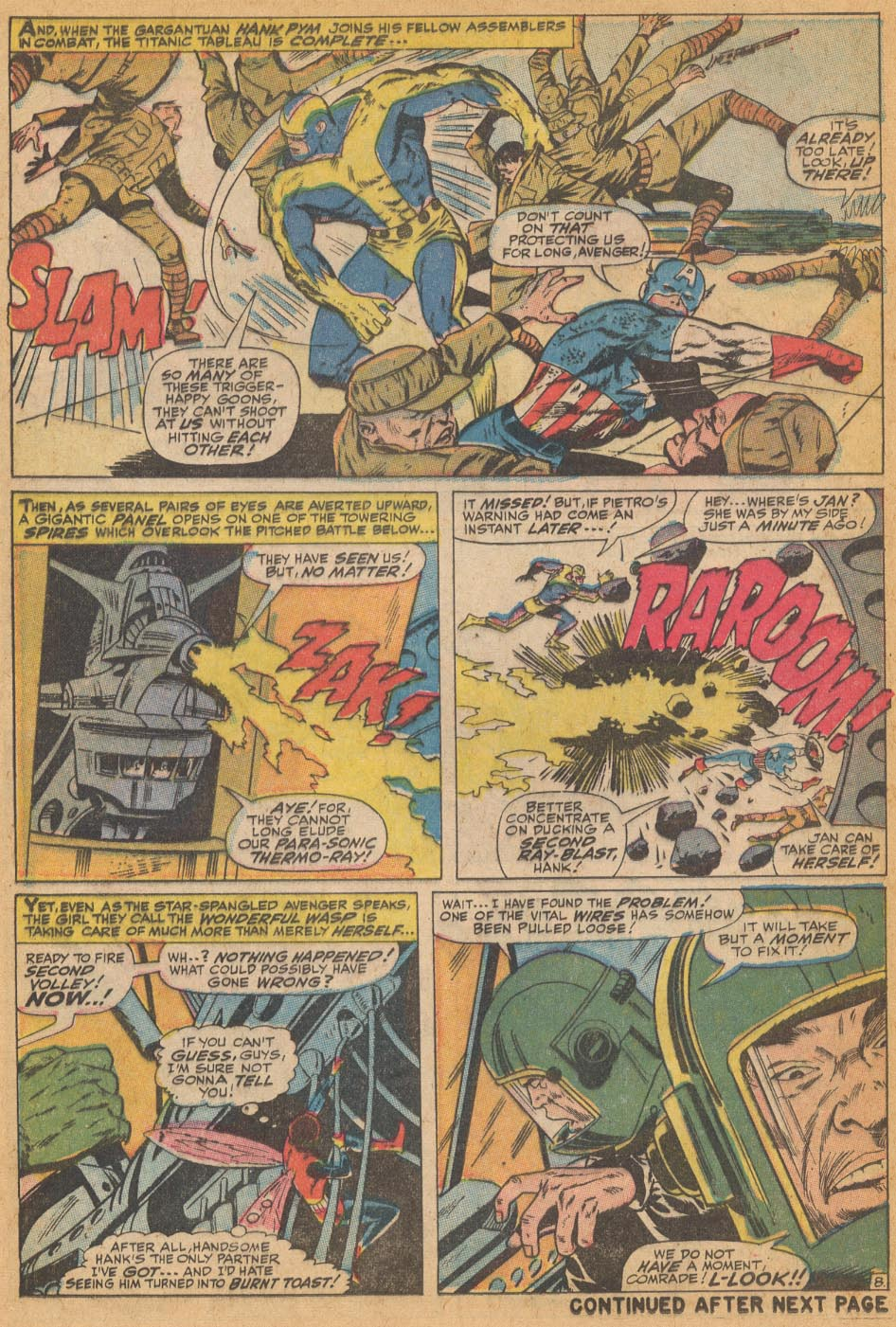The Avengers (1963) 44 Page 11