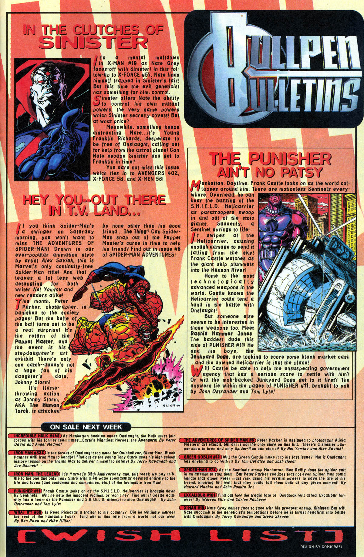 Read online X-Factor (1986) comic -  Issue #126 - 29