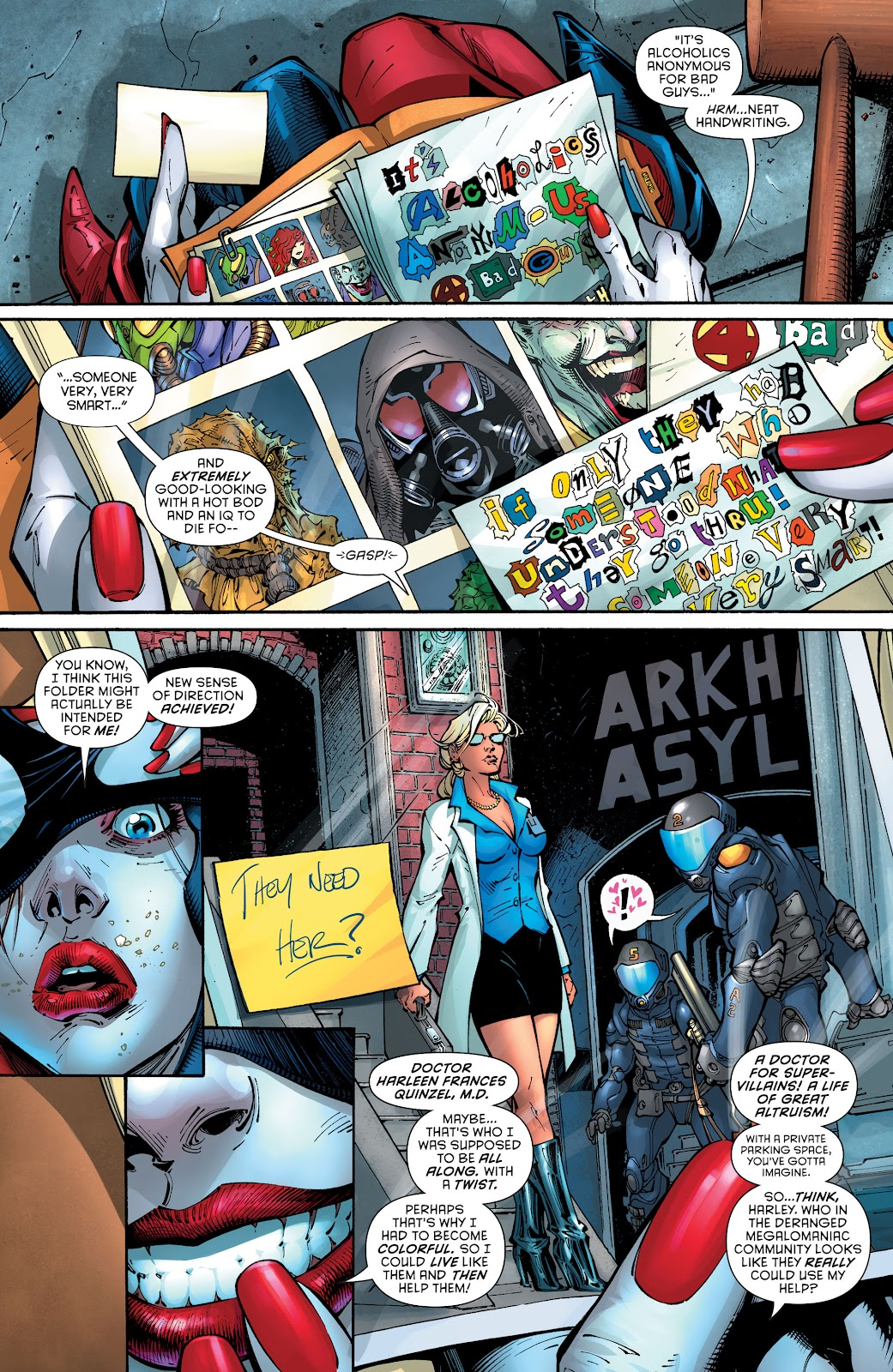 Read online Harley Quinn & the Suicide Squad Special Edition comic -  Issue # Full - 5