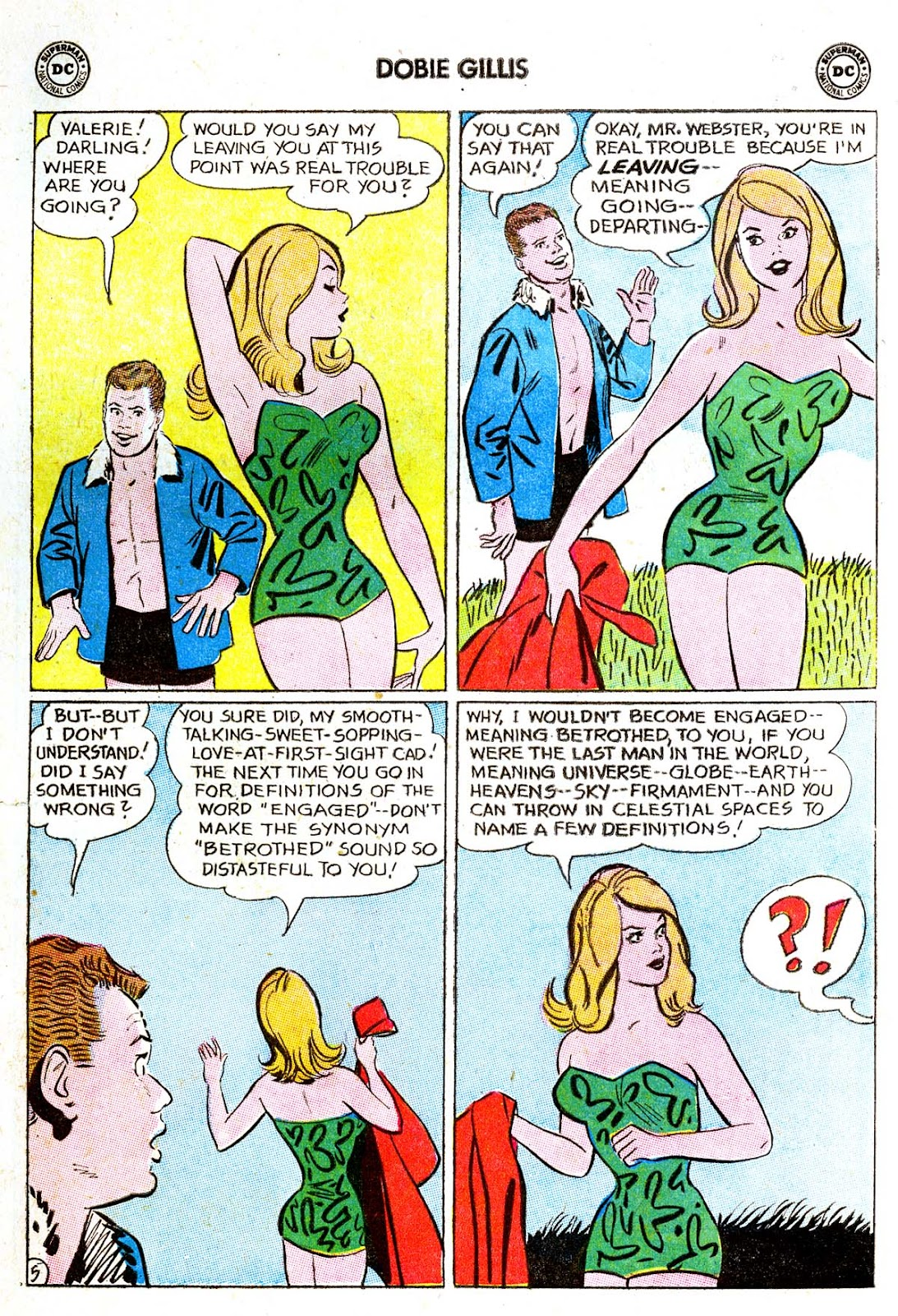 Many Loves of Dobie Gillis issue 21 - Page 7