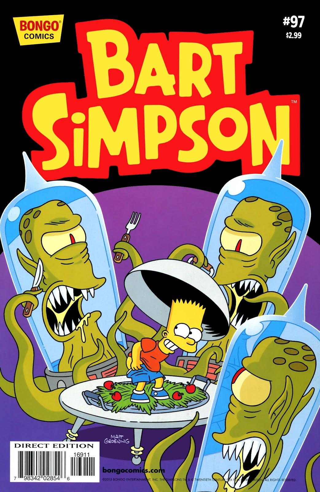 Simpsons Comics Presents Bart Simpson 97 Page 1