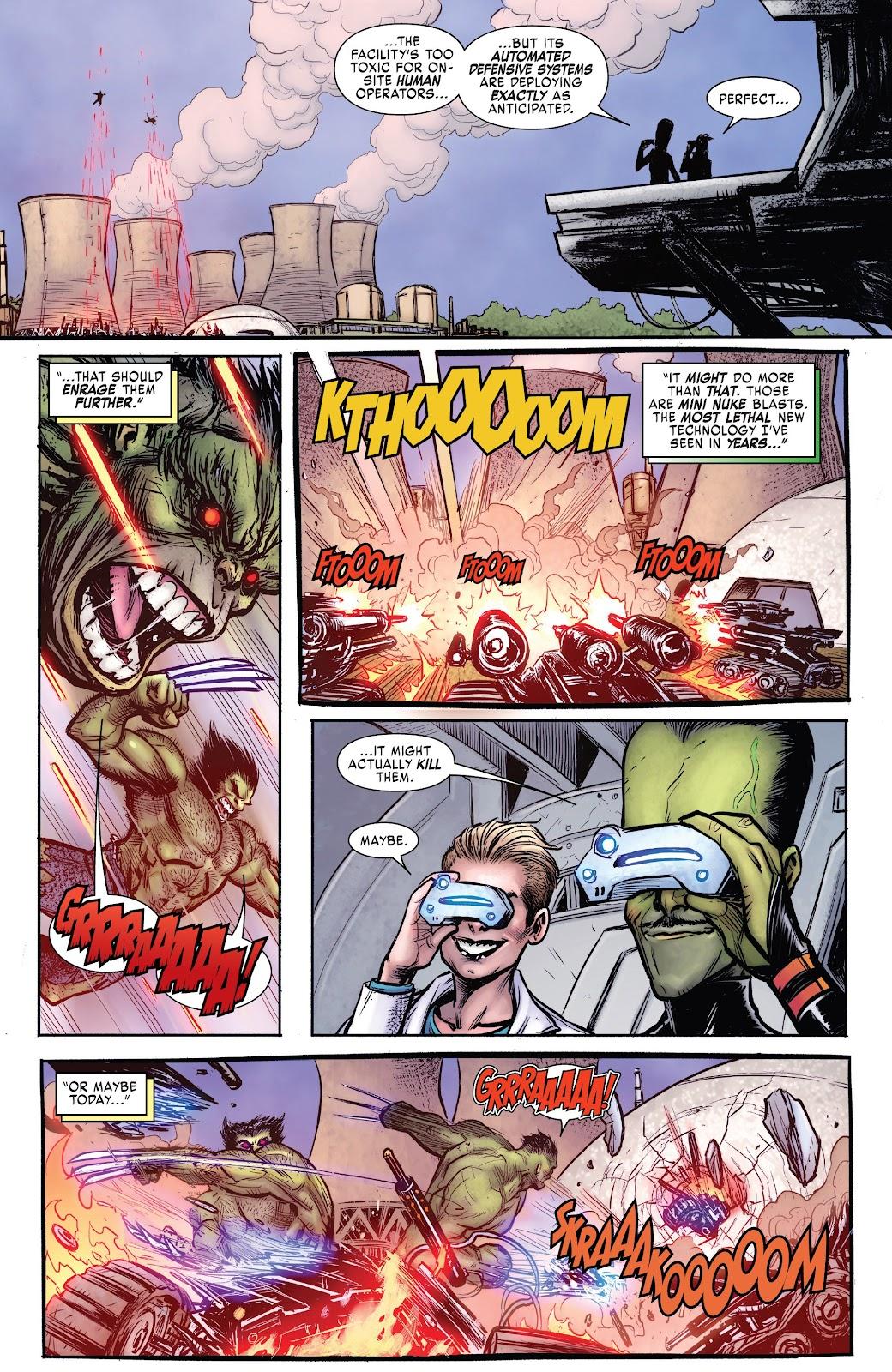 Read online Hulkverines comic -  Issue #3 - 16