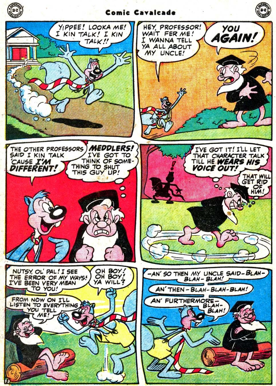 Comic Cavalcade issue 31 - Page 40