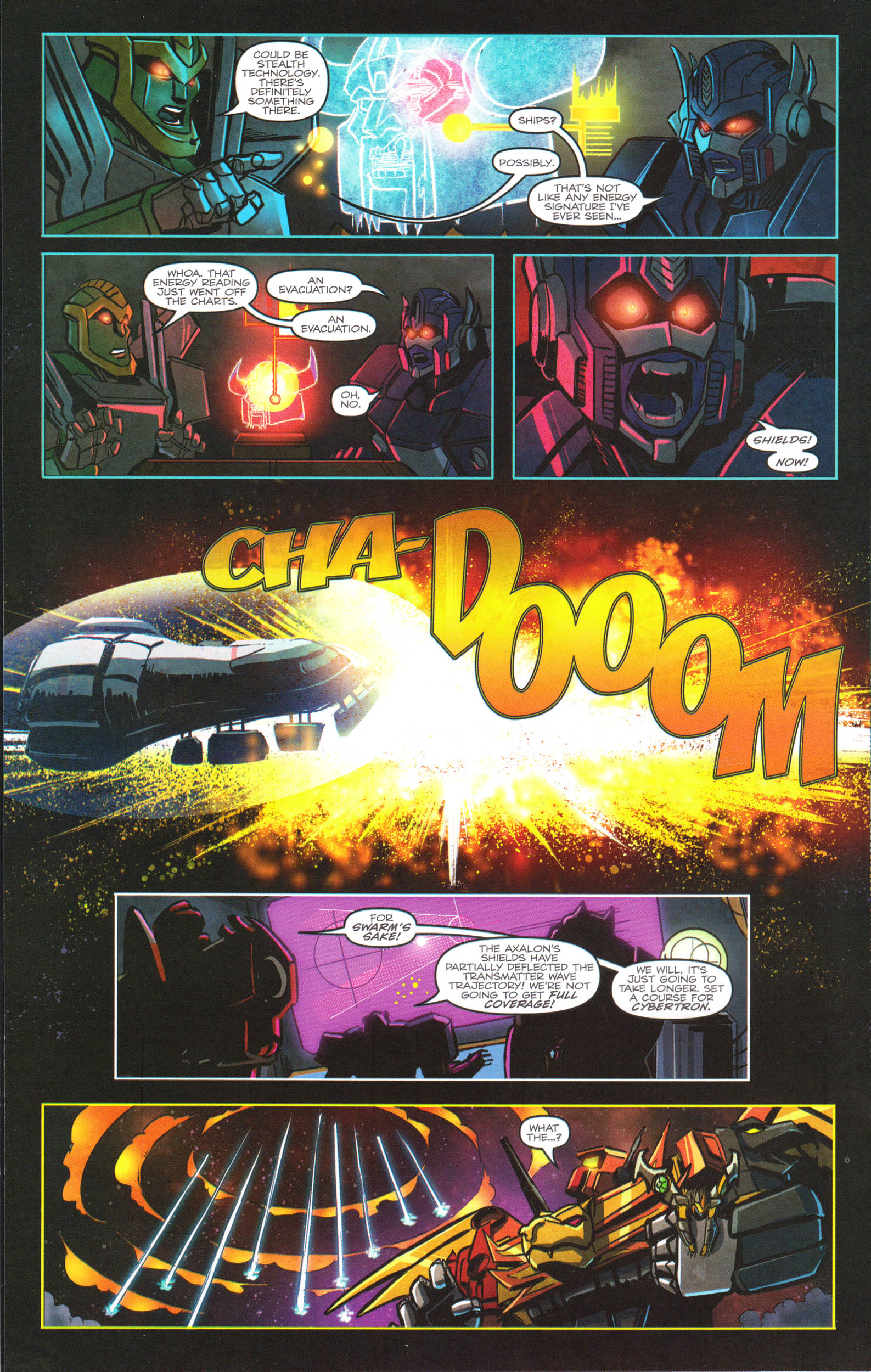 Read online Transformers: Dawn of the Predacus comic -  Issue # Full - 17