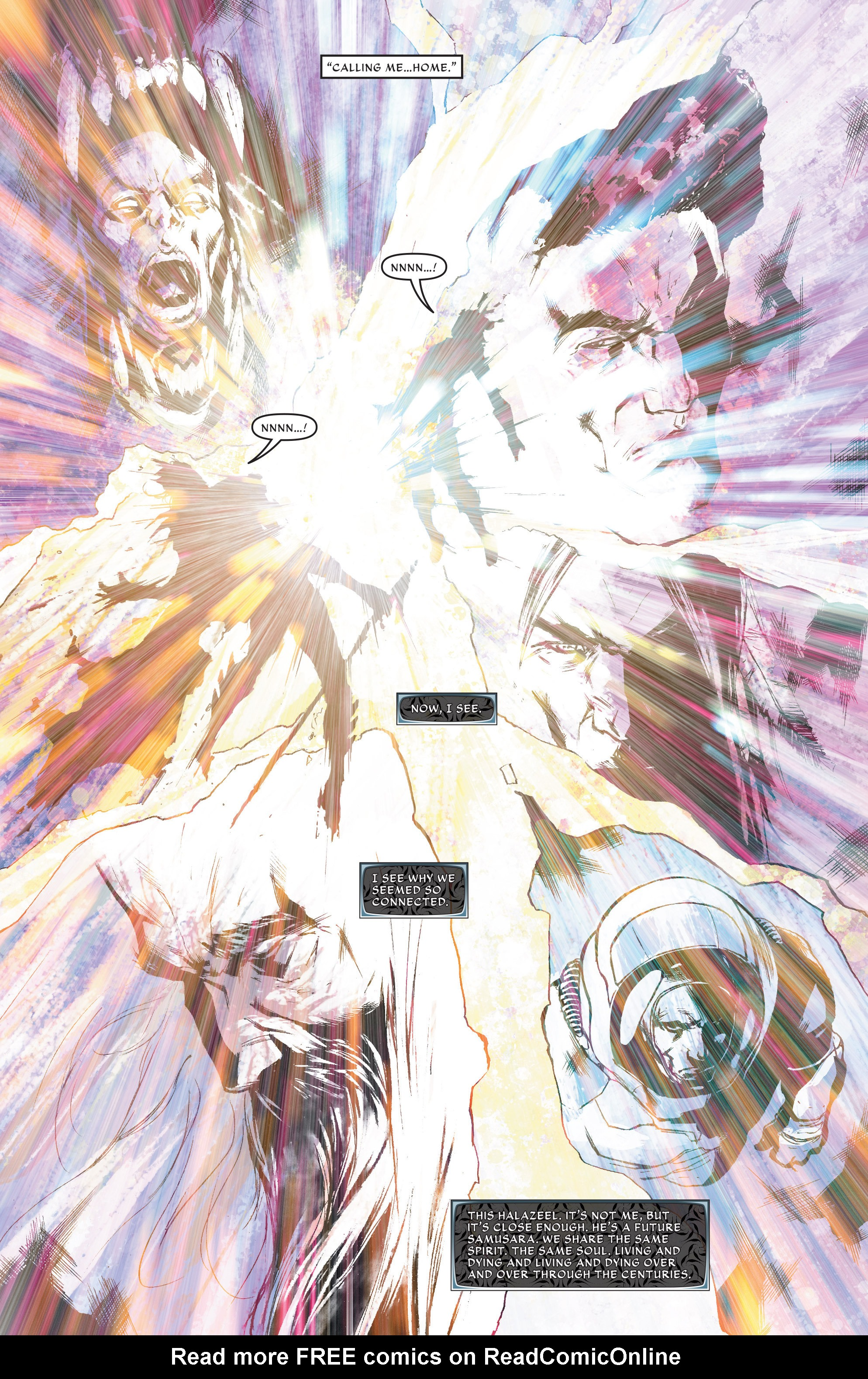 Read online Aspen Universe: Revelations comic -  Issue #2 - 11
