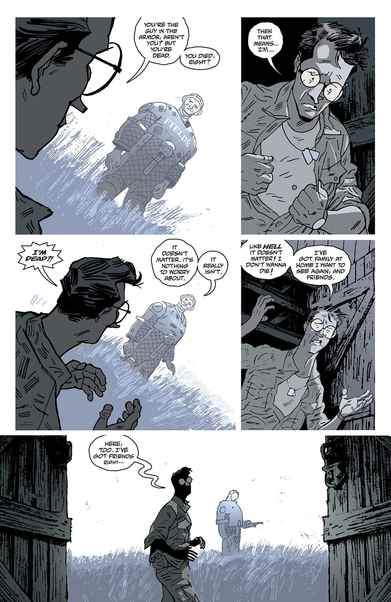 Read online Sledgehammer 44 comic -  Issue #2 - 13