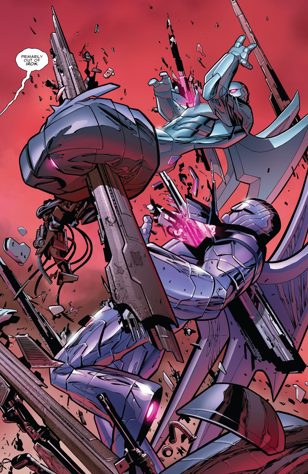 Read online X-Men: Second Coming comic -  Issue # _TPB (Part 3) - 83