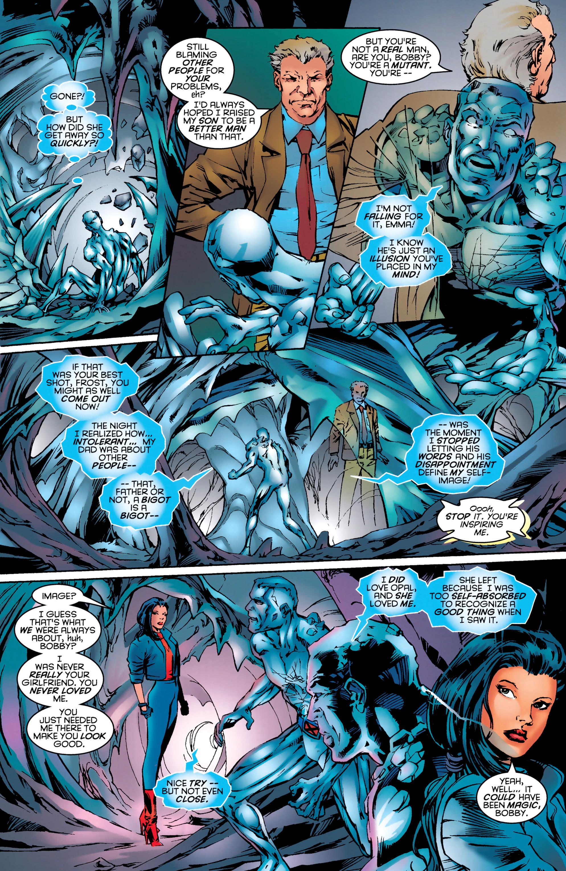 Read online Uncanny X-Men (1963) comic -  Issue #331 - 15