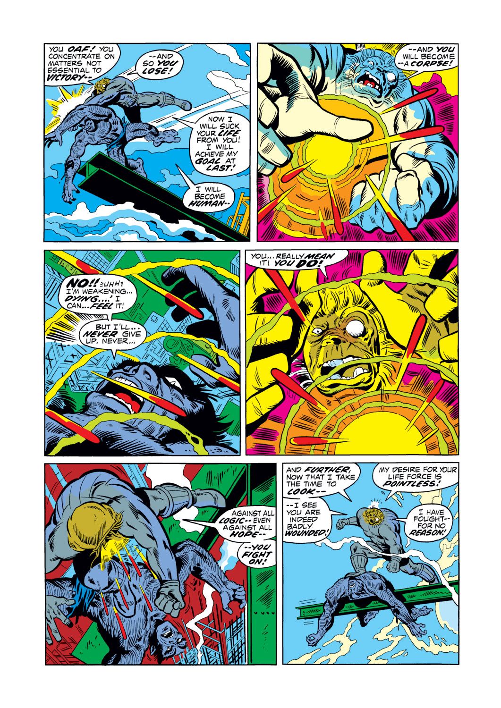 Read online Amazing Adventures (1970) comic -  Issue #14 - 20