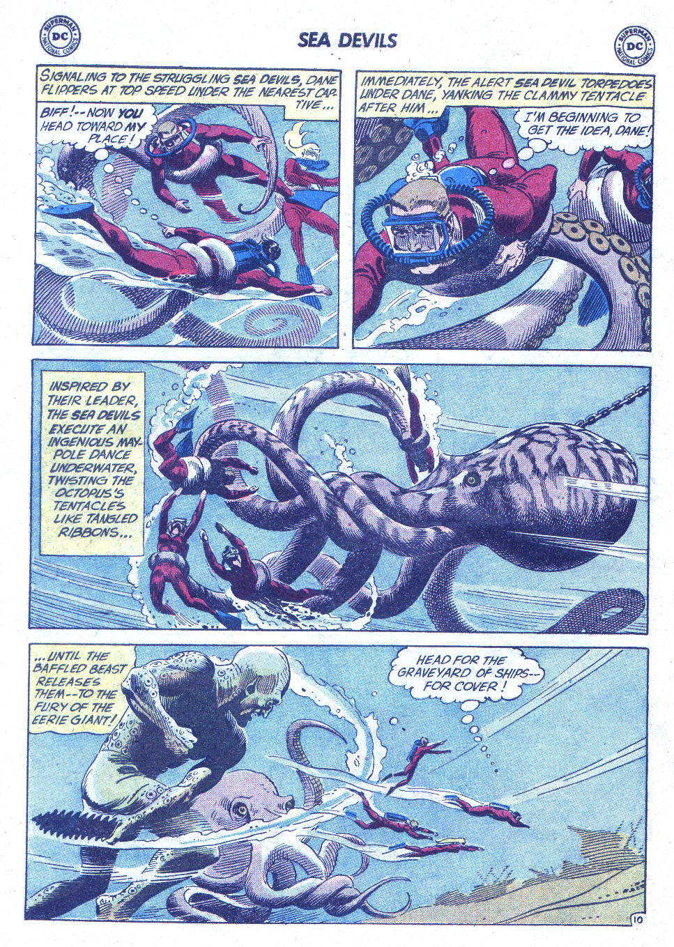 Sea Devils issue 1 - Page 15