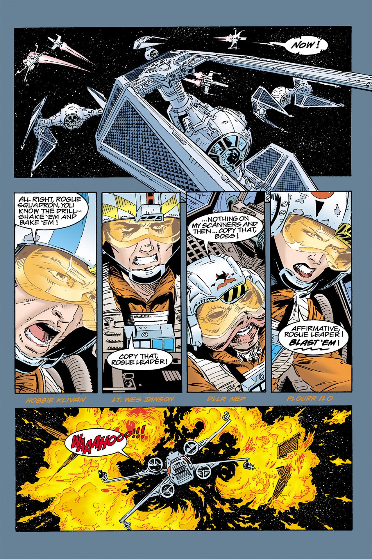 Read online Star Wars Omnibus comic -  Issue # Vol. 2 - 122