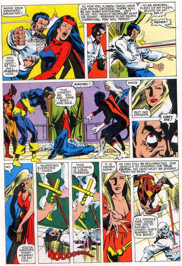 Read online Uncanny X-Men (1963) comic -  Issue # _Annual 6 - 36