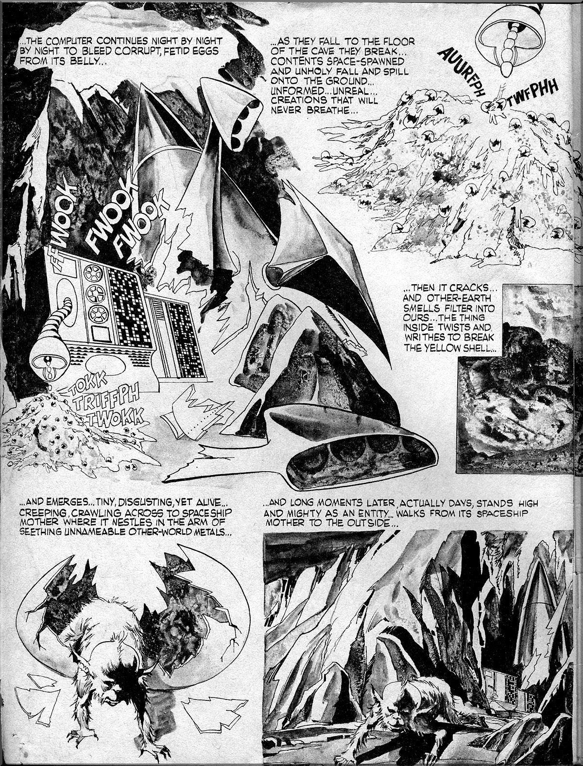 Nightmare (1970) issue 10 - Page 4