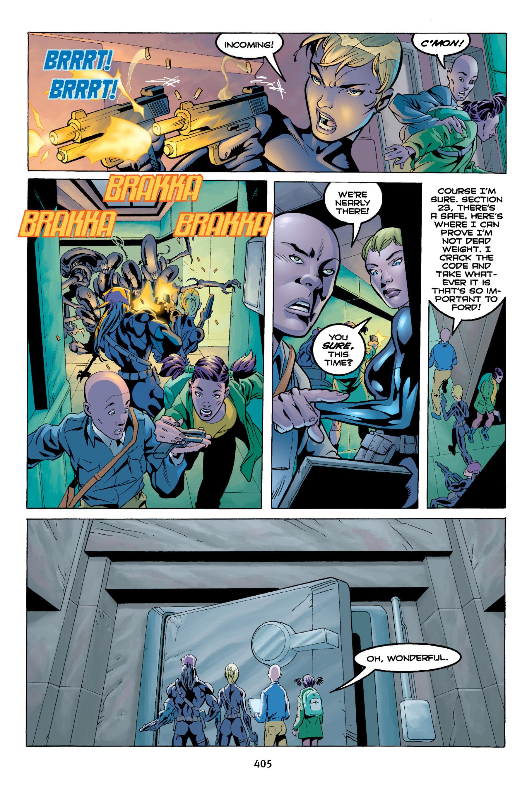 Read online Aliens vs. Predator Omnibus comic -  Issue # _TPB 2 Part 4 - 69