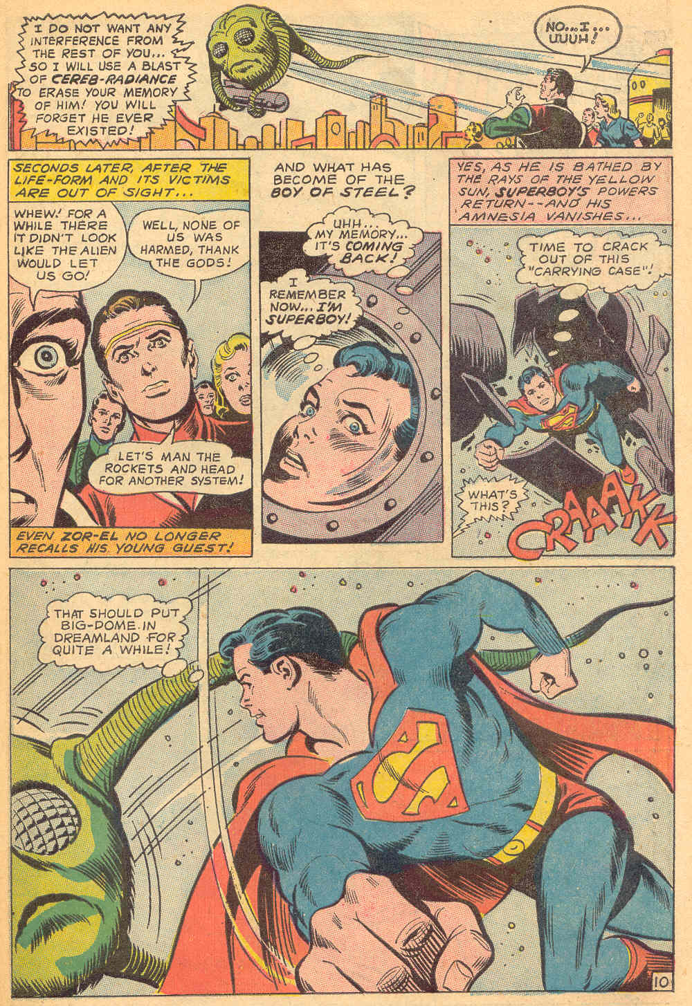 Read online Action Comics (1938) comic -  Issue #358 - 31