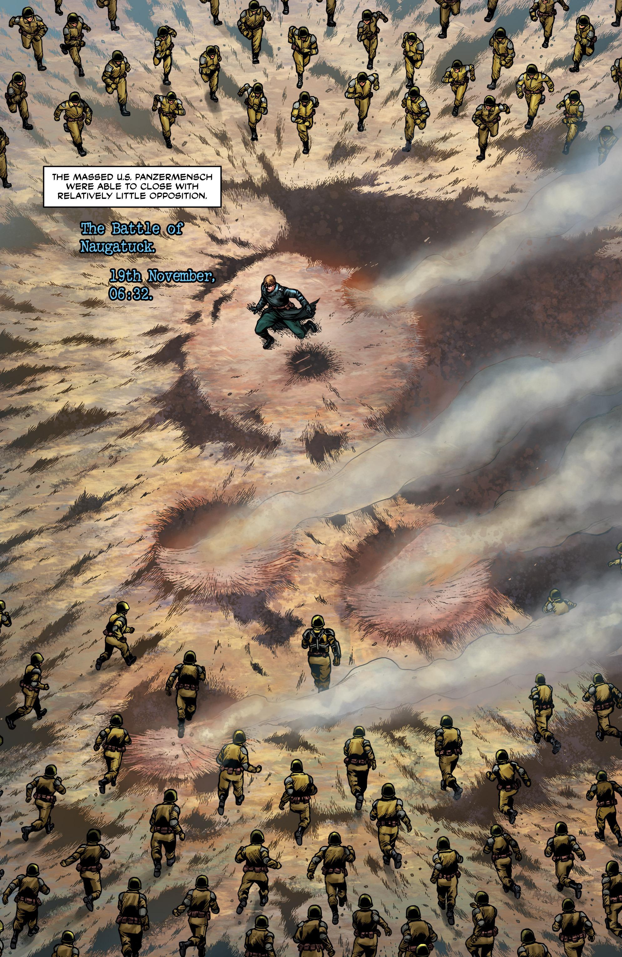Read online Uber: Invasion comic -  Issue #3 - 10