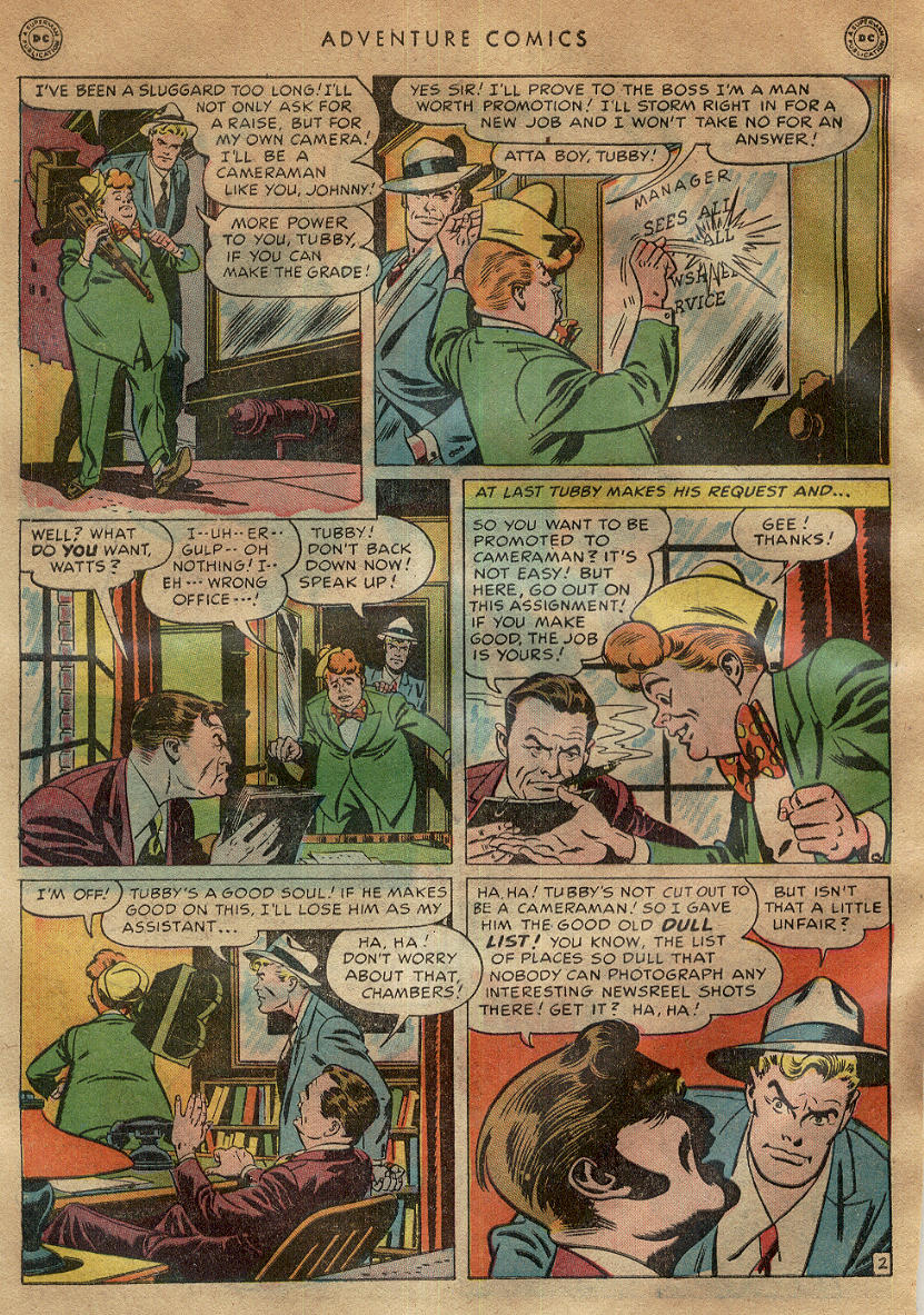 Read online Adventure Comics (1938) comic -  Issue #145 - 27