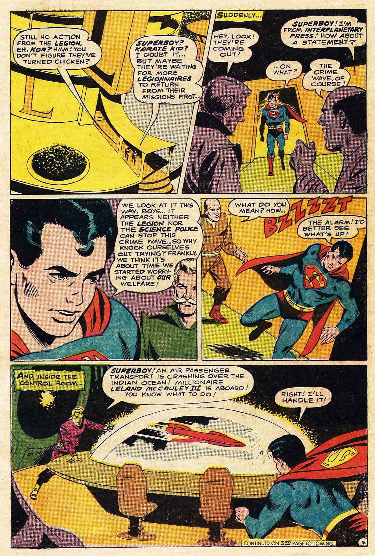 Read online Adventure Comics (1938) comic -  Issue #377 - 11