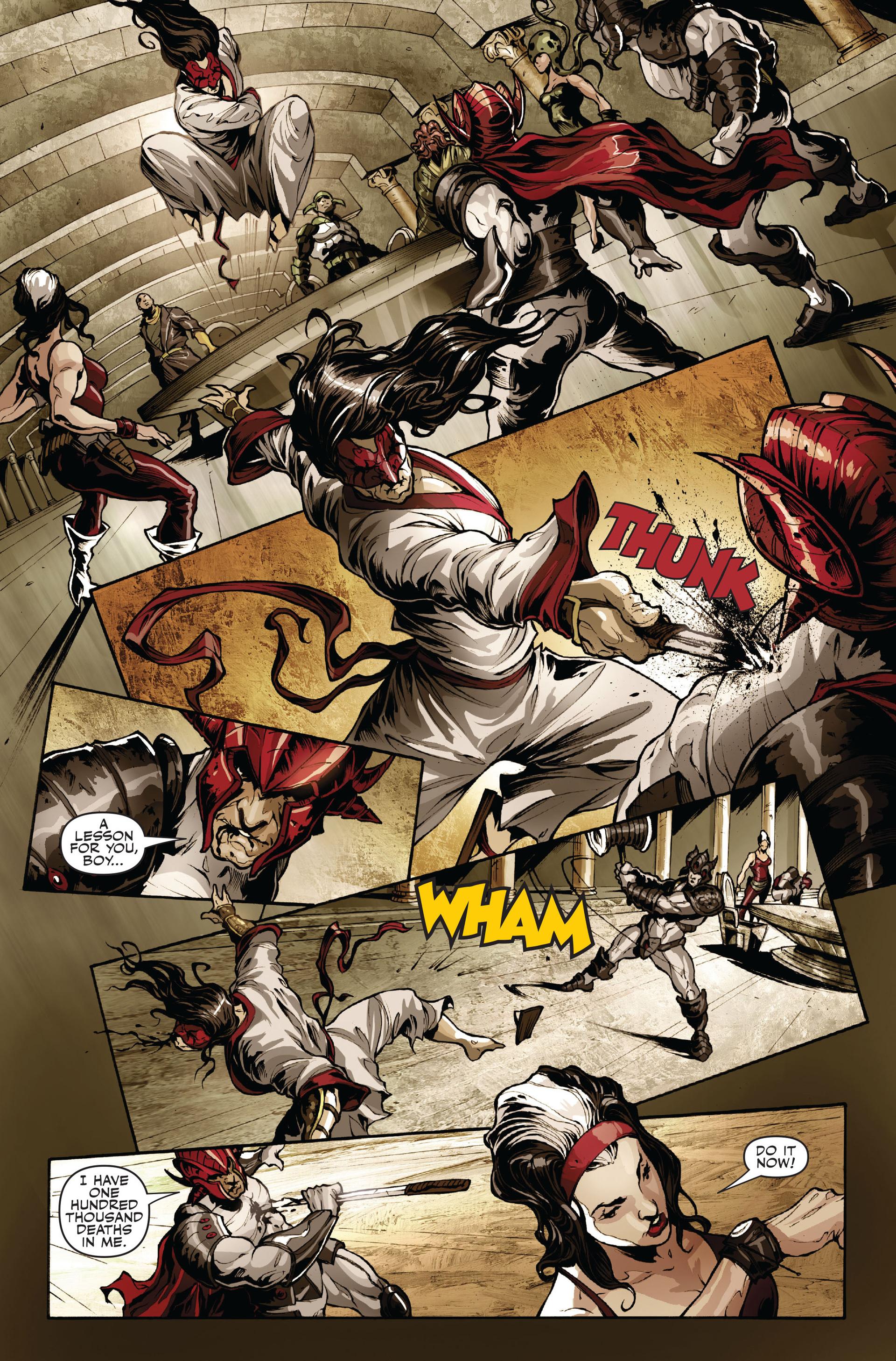 Read online Secret Warriors comic -  Issue #16 - 13