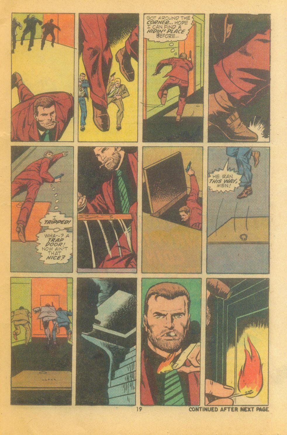 Read online Sgt. Fury comic -  Issue #102 - 21