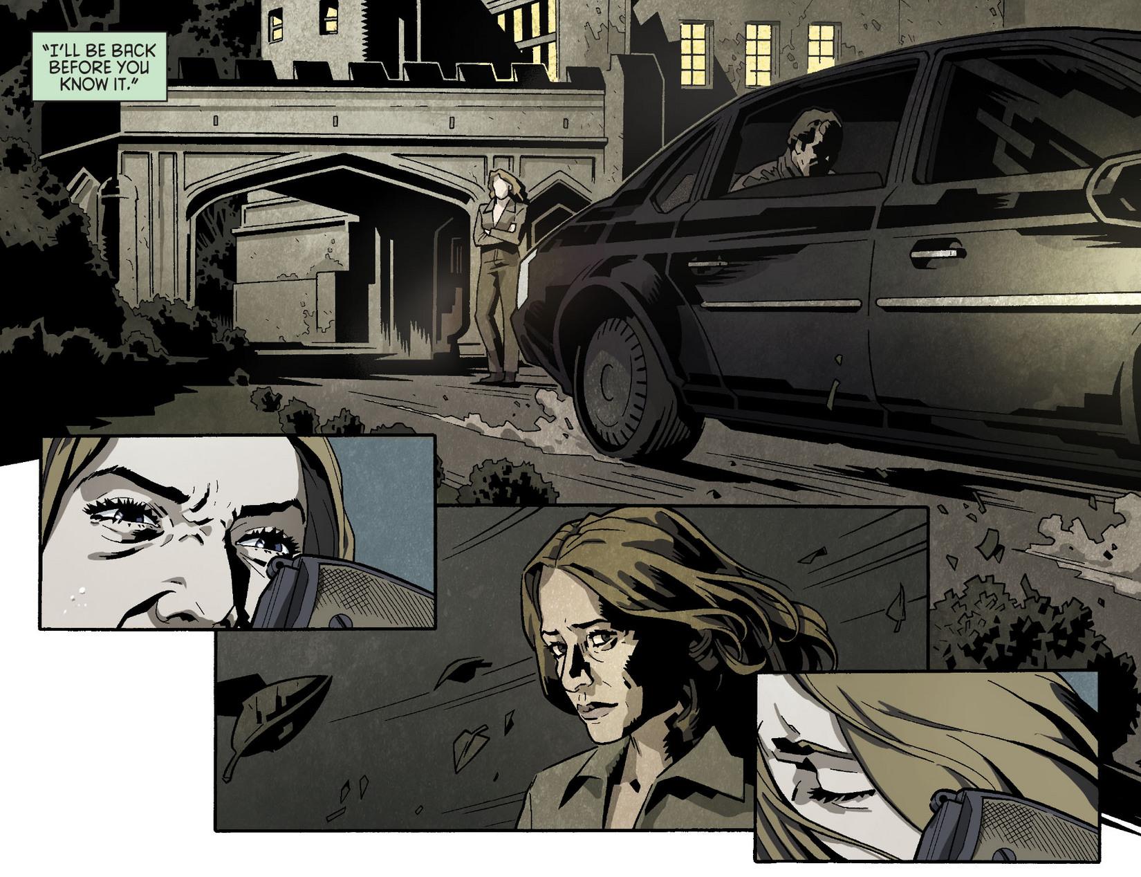 Read online Arrow [II] comic -  Issue #5 - 19