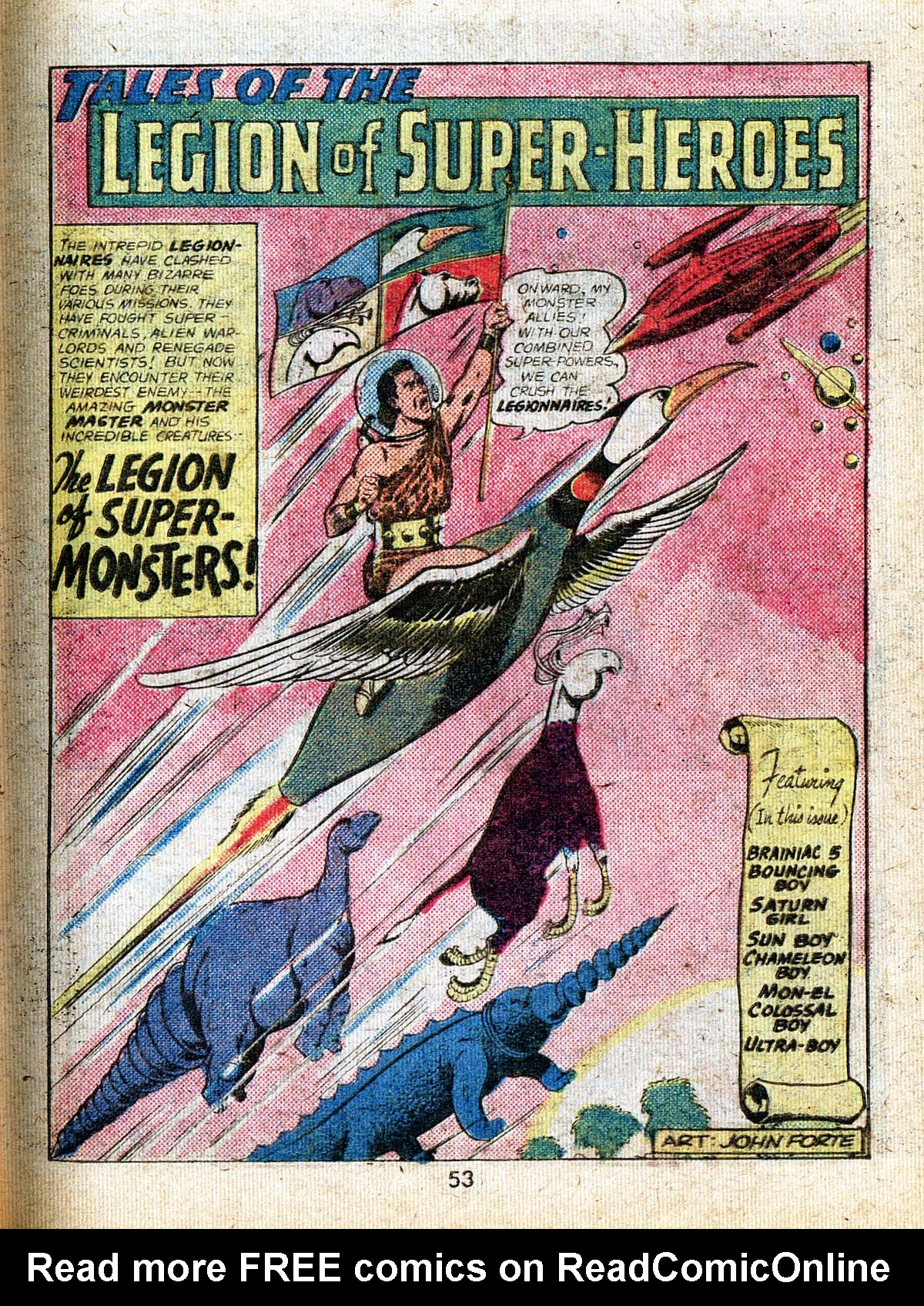 Read online Adventure Comics (1938) comic -  Issue #500 - 53