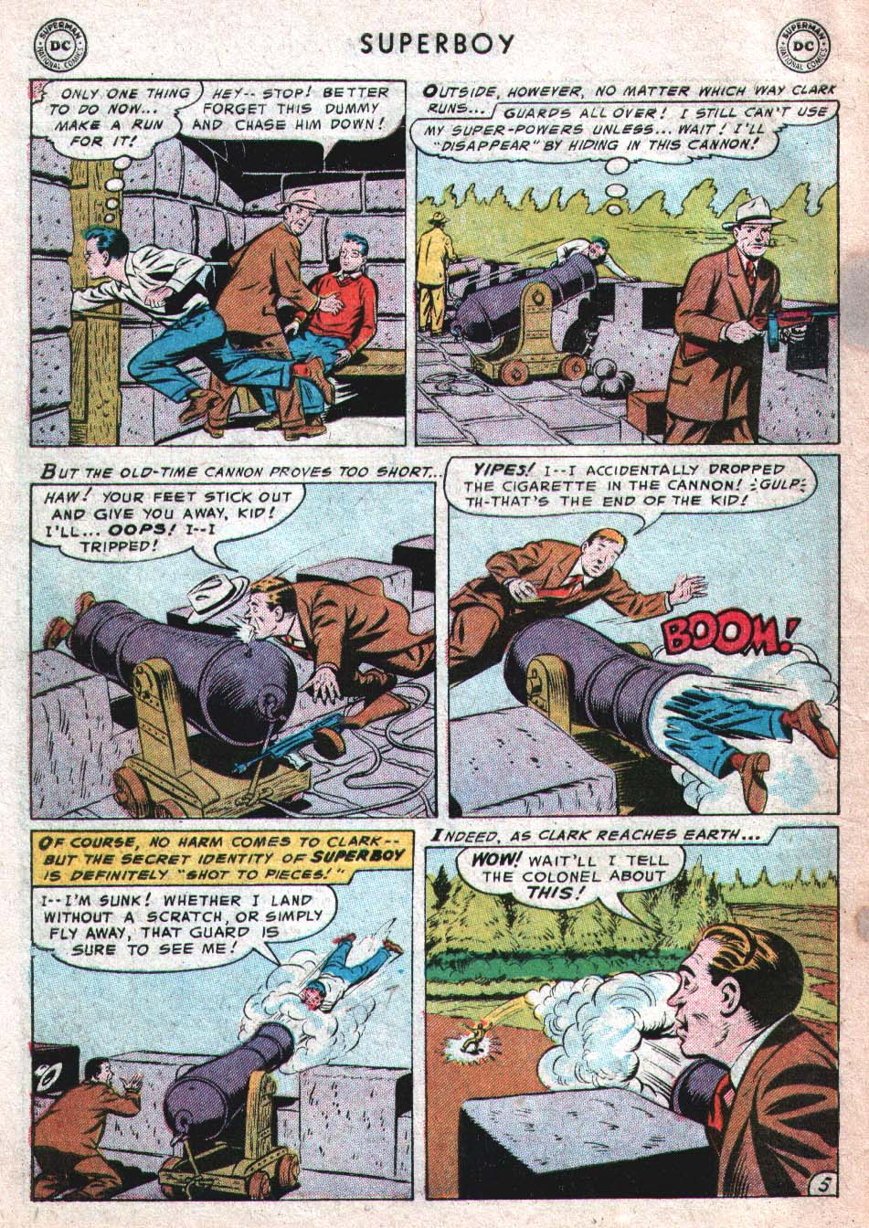 Superboy (1949) issue 46 - Page 25
