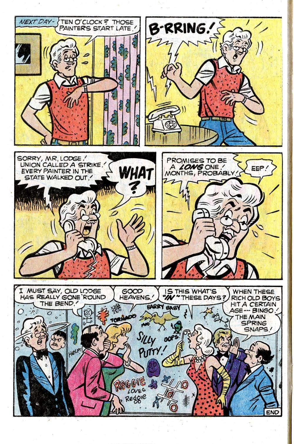 Read online Archie (1960) comic -  Issue #260 - 8