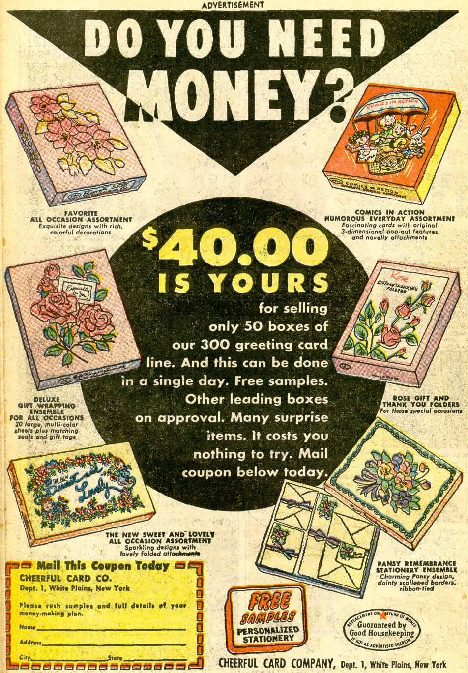 Read online Adventure Comics (1938) comic -  Issue #197 - 42