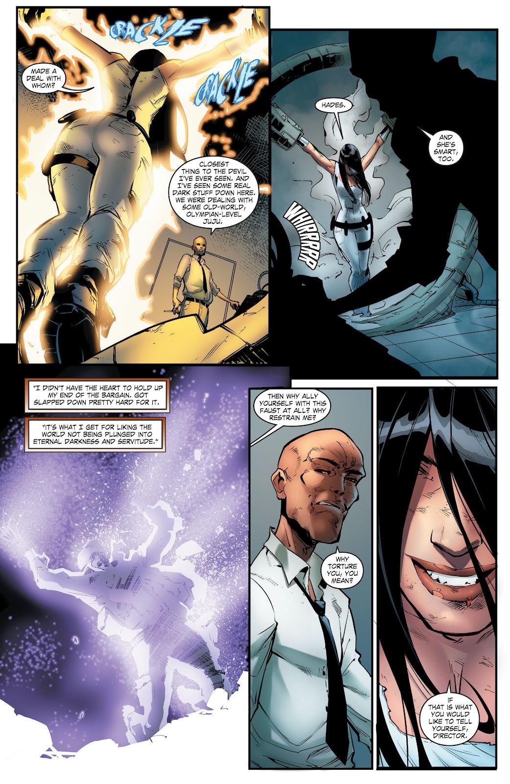Read online Smallville Season 11 [II] comic -  Issue # TPB 5 - 73