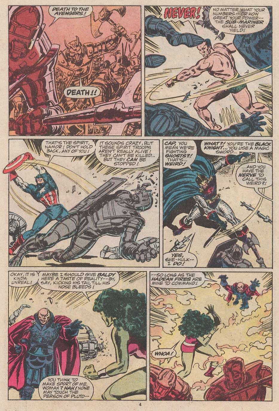 The Avengers (1963) 283 Page 4