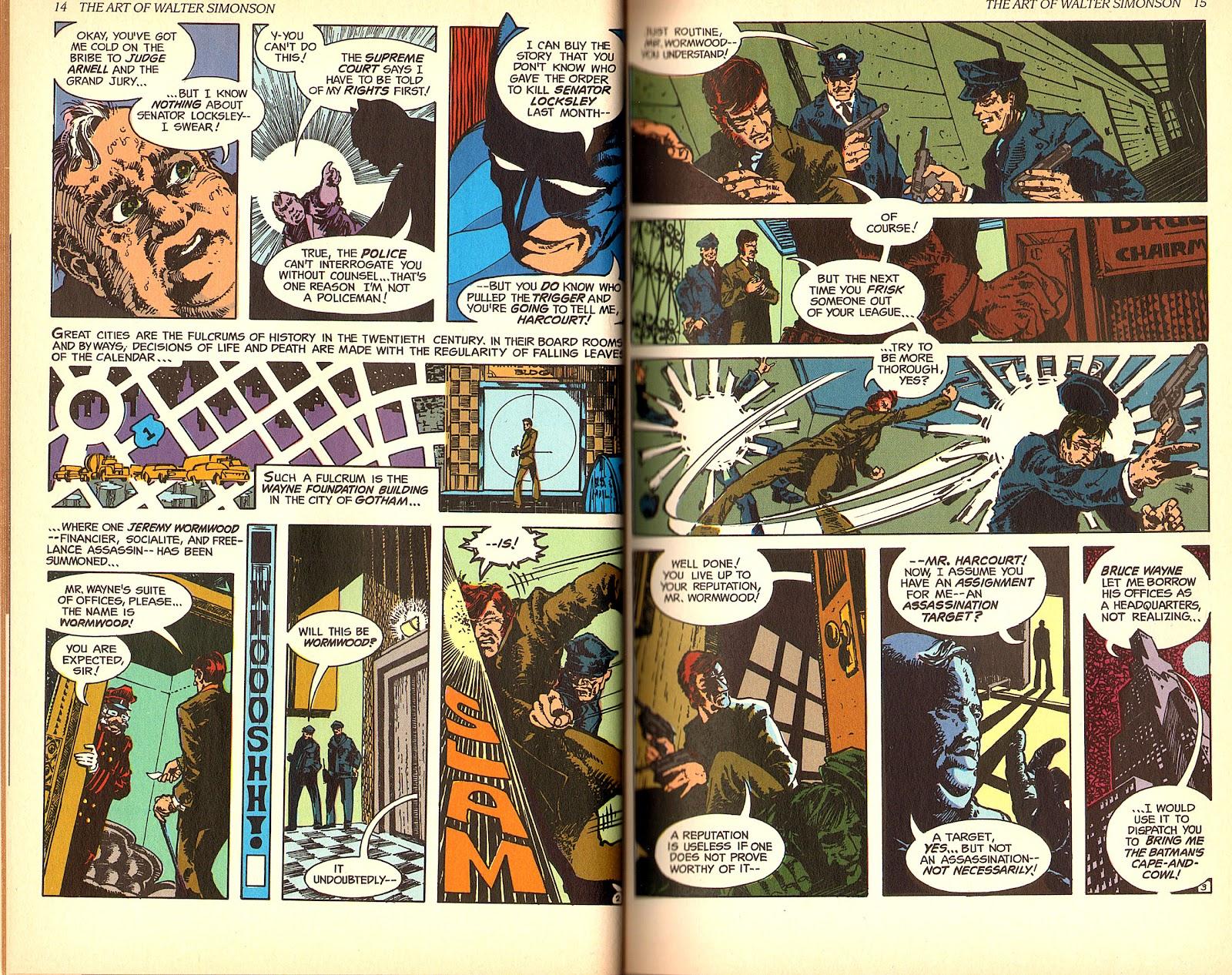 Read online The Art of Walter Simonson comic -  Issue # TPB - 9