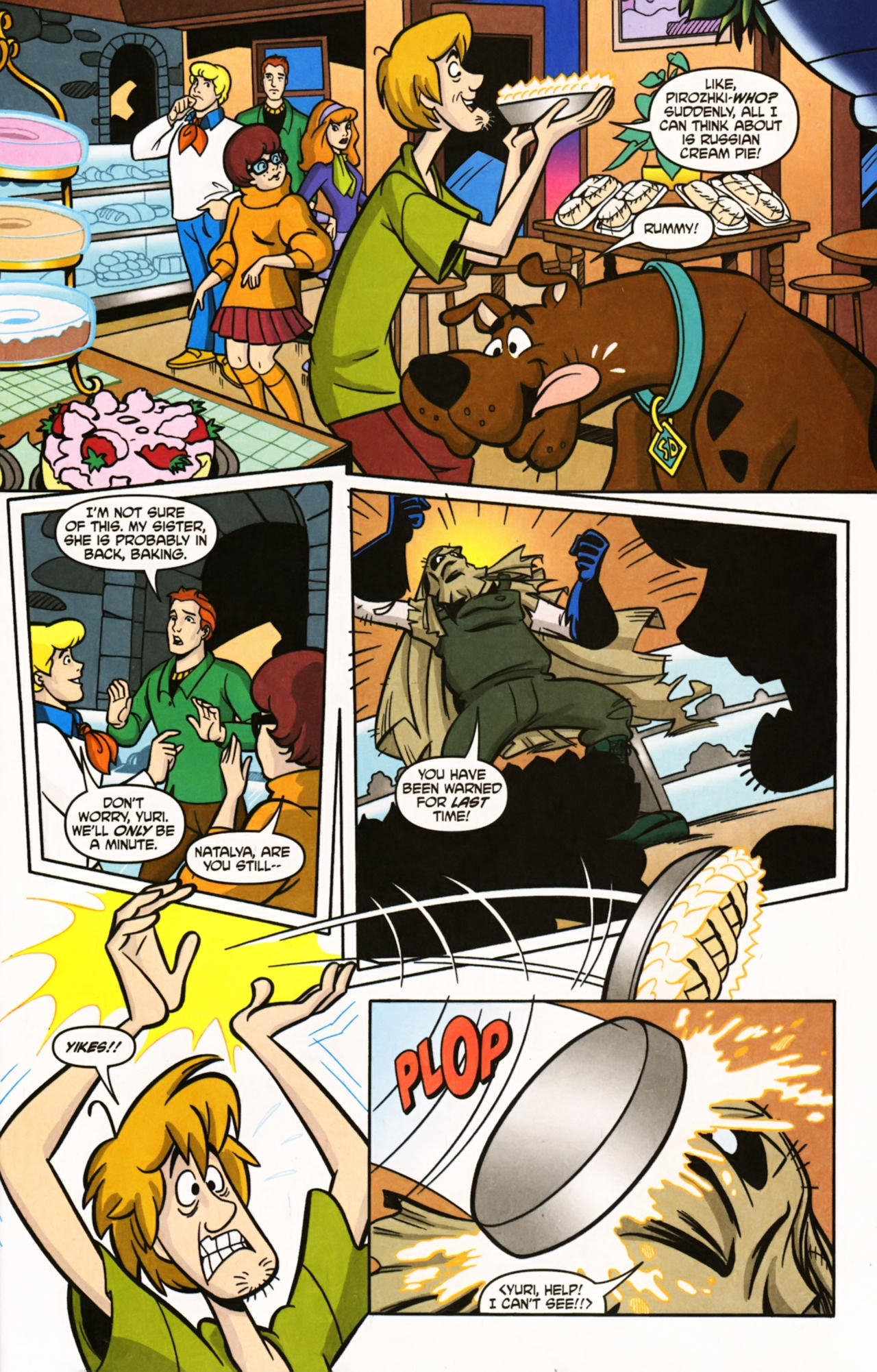 Read online Scooby-Doo (1997) comic -  Issue #146 - 19