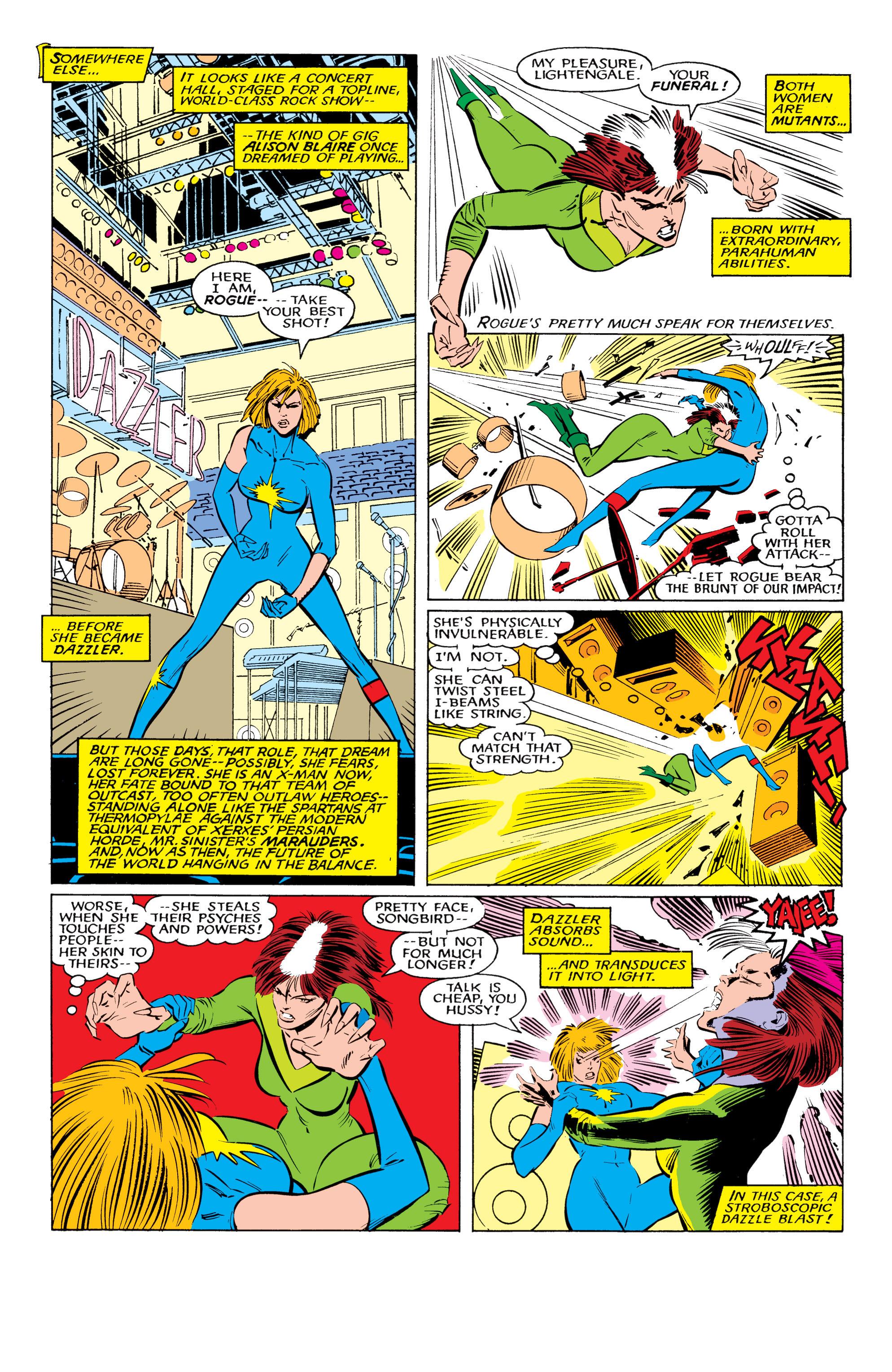 Read online Uncanny X-Men (1963) comic -  Issue #221 - 5