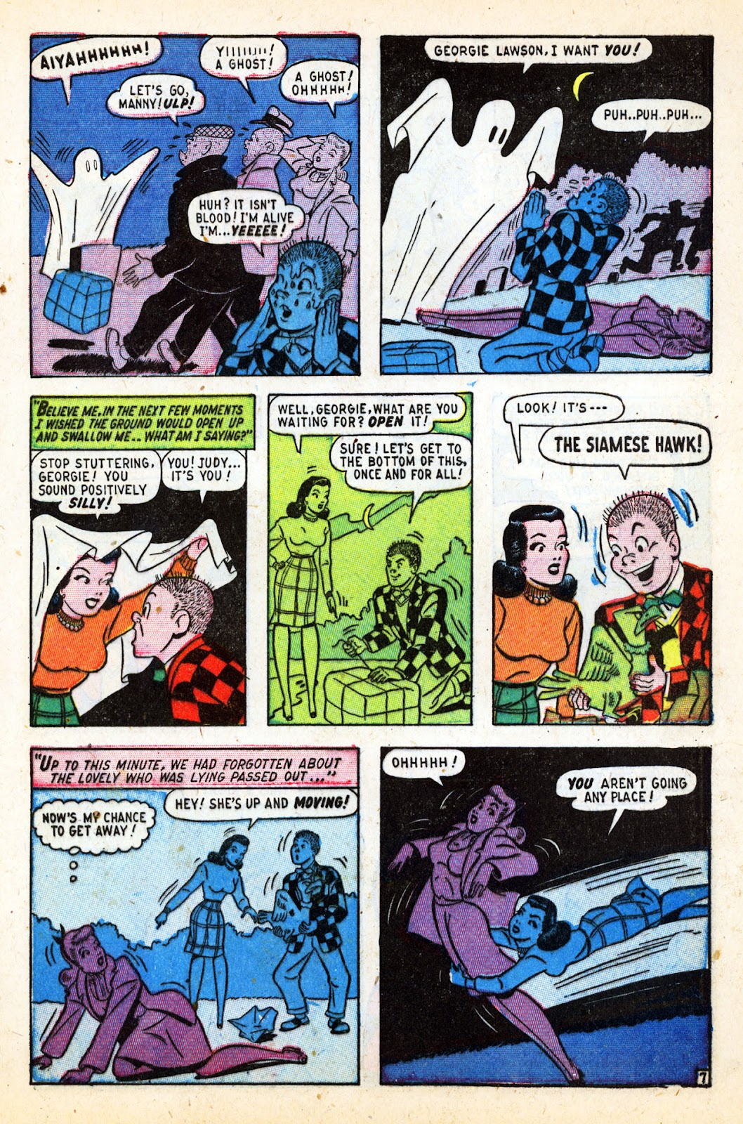 Georgie Comics (1945) issue 17 - Page 9