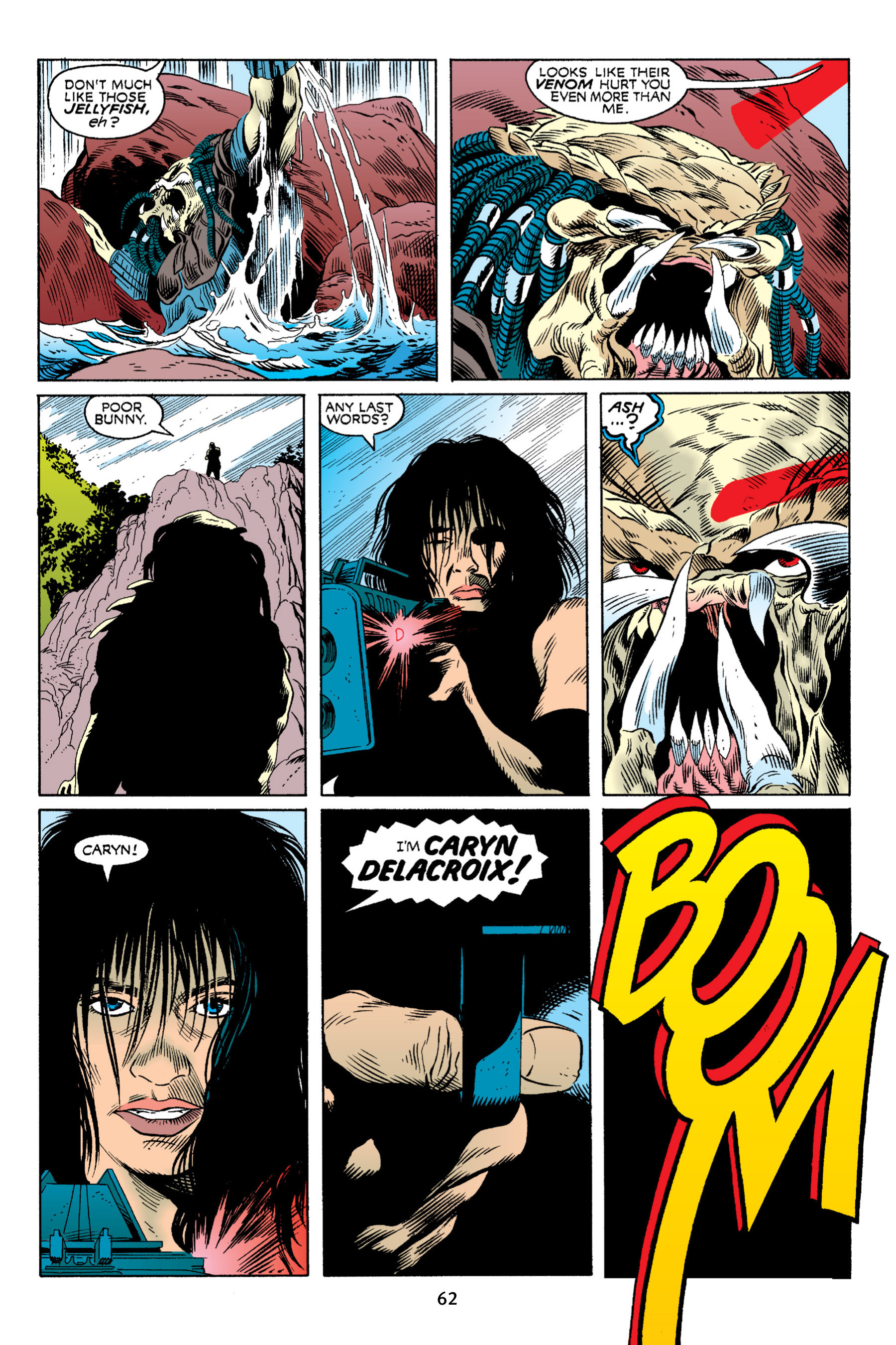 Read online Aliens vs. Predator Omnibus comic -  Issue # _TPB 2 Part 1 - 62