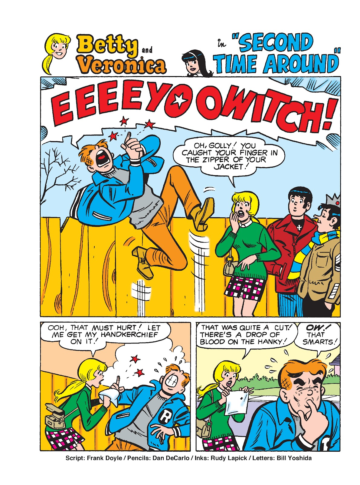 Betty and Veronica Double Digest issue 291 - Page 63