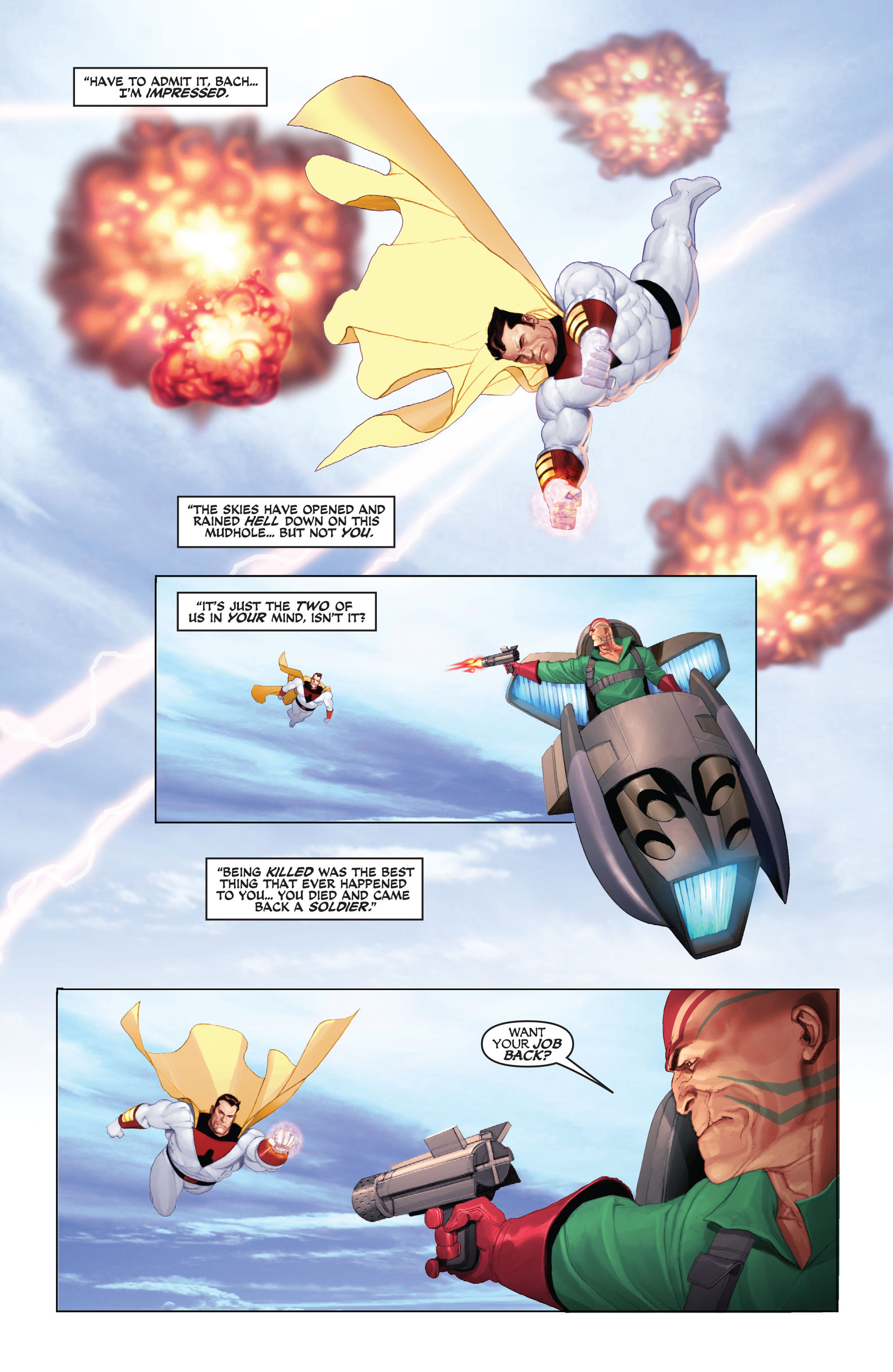 Read online Space Ghost (2016) comic -  Issue # Full - 76