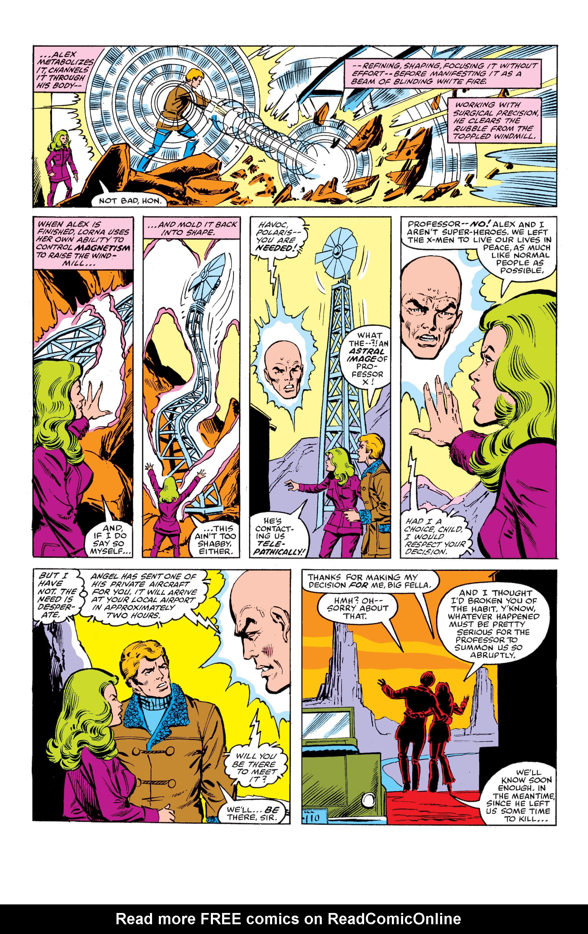Read online Uncanny X-Men (1963) comic -  Issue #145 - 10