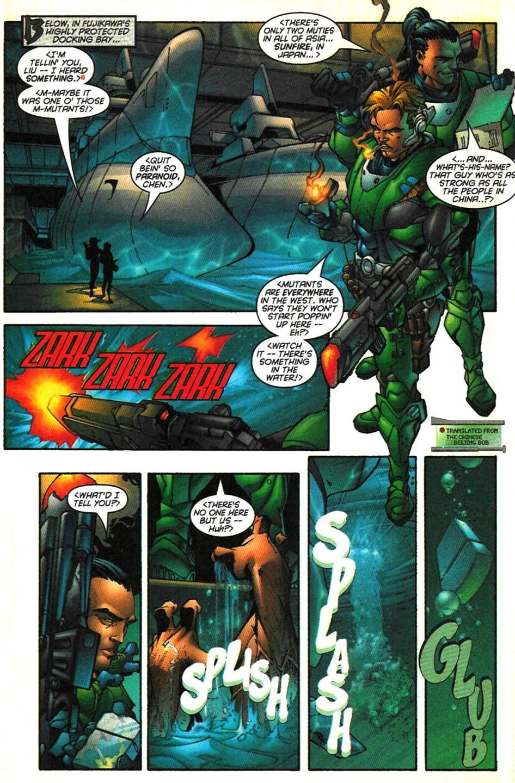 X-Men (1991) 64 Page 5