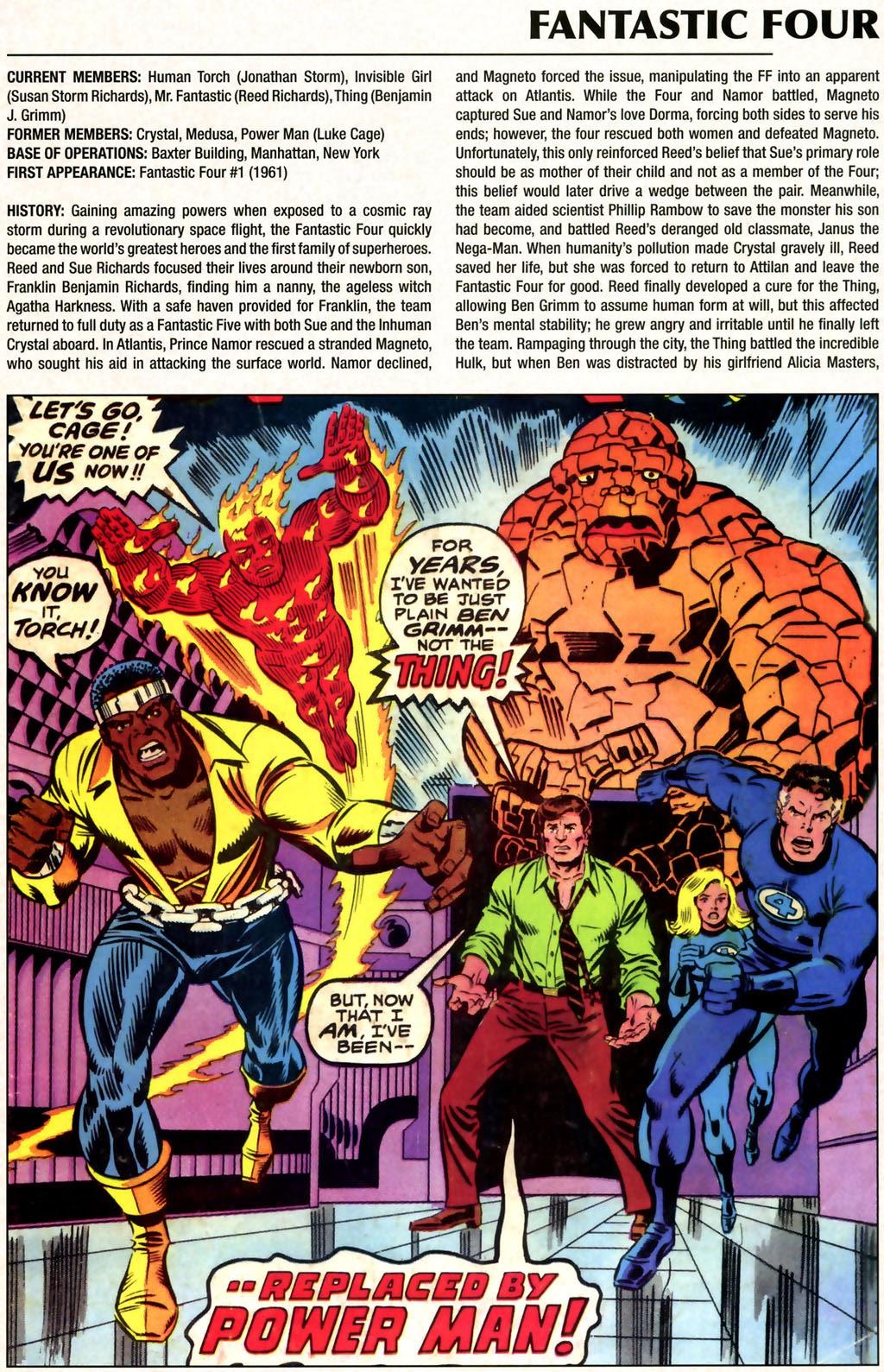 Read online Marvel Legacy: The 1970's Handbook comic -  Issue # Full - 25
