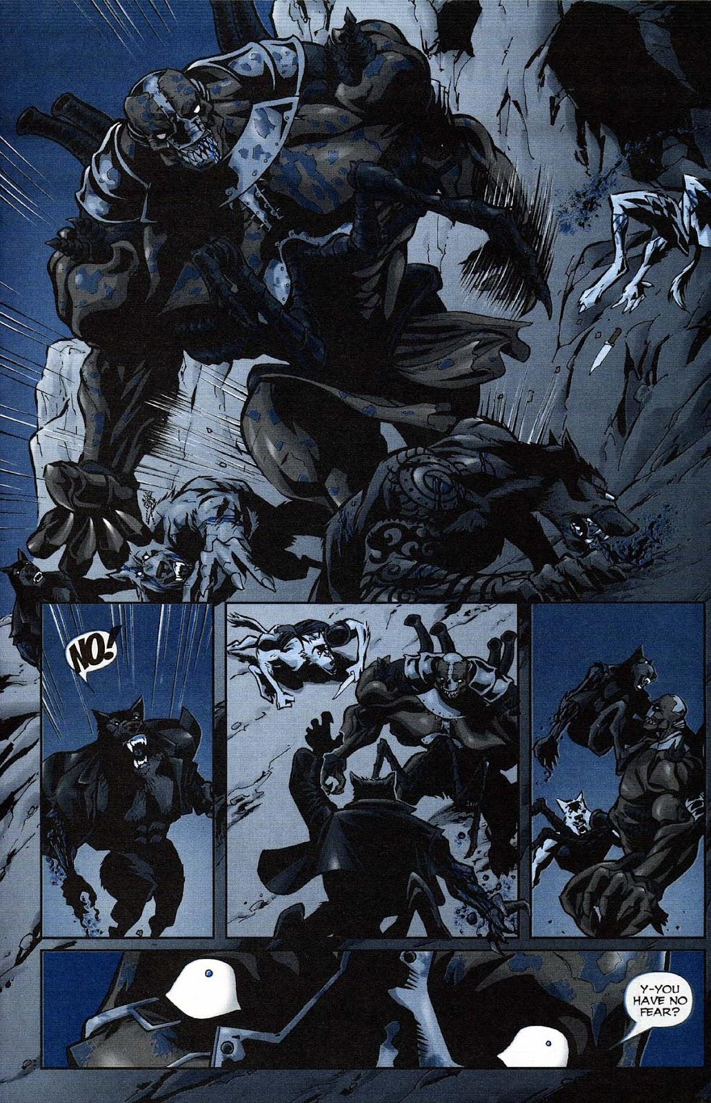 Read online Werewolf the Apocalypse comic -  Issue # Get of Fenris - 33