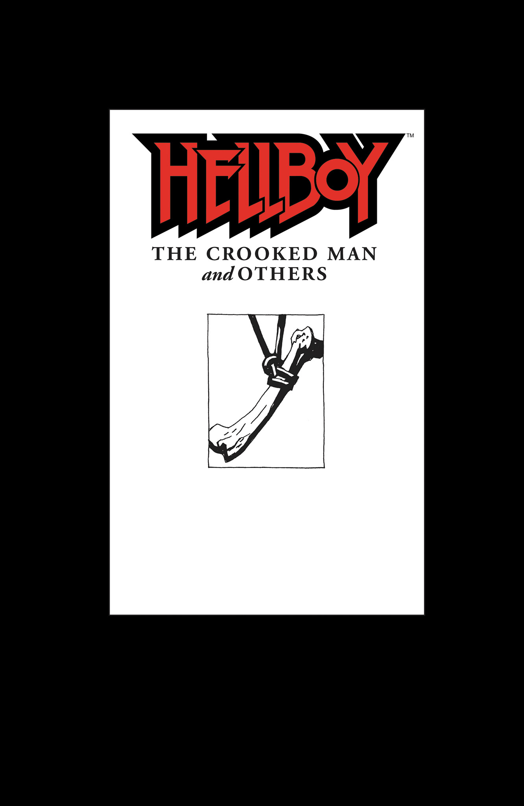 Read online Hellboy: The Crooked Man and Others comic -  Issue # TPB - 2