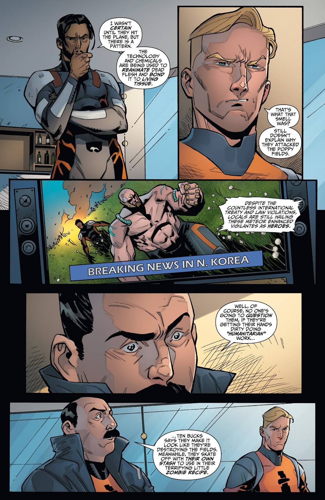 Read online Incidentals comic -  Issue #18 - 10