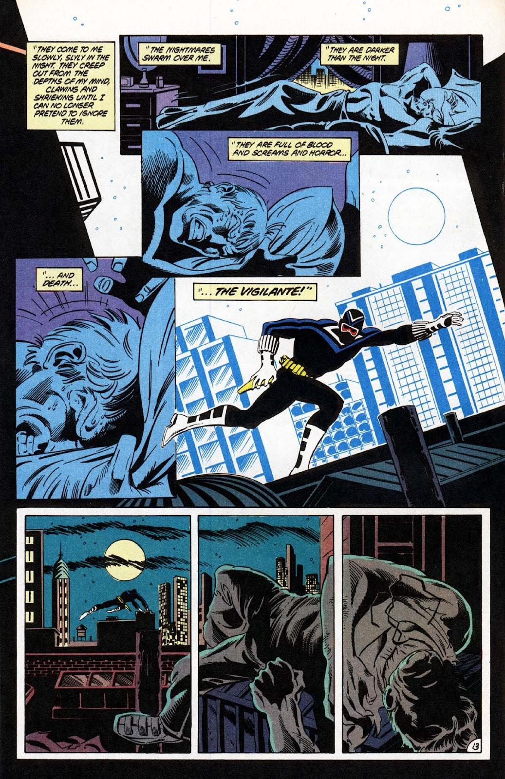 Vigilante (1983) issue 20 - Page 14
